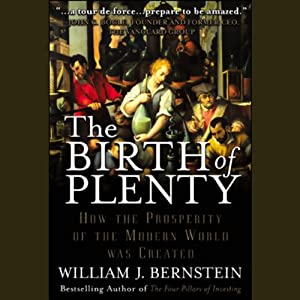 The Birth of Plenty Audiobook