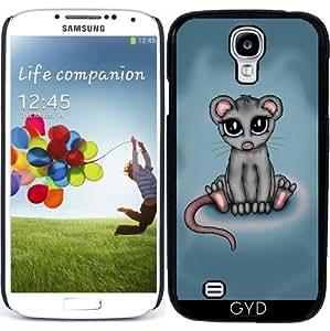 Funda para Samsung Galaxy S4 (GT-I9500/GT-I9505) - Ratón Lindo by Pezi Creation