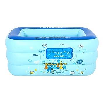 Amazon.com: Xing Hua Shop - Bañera hinchable para niños de 1 ...