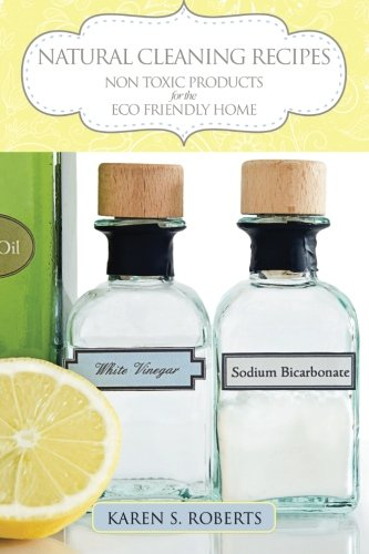 Natural Cleaning Recipes: Non Toxic Products for the Eco Friendly Home