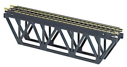 amazon com atlas n scale code 80 deck truss bridge toys games
