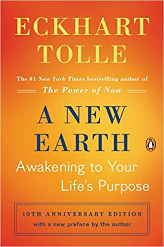 A New Earth: Awakening To Your Lifeu0027s Purpose (Oprahu0027s Book Club, Selection  61): Eckhart Tolle: 9780452289963: Amazon.com: Books