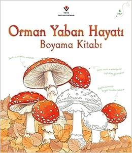 Orman Yaban Hayati Boyama Kitabi Jenny Cooper 9789754038507