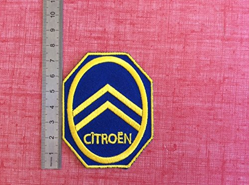 ECUSSON PATCHES AUFNAHER TOPPA THERMOCOLLANT CITROEN 3
