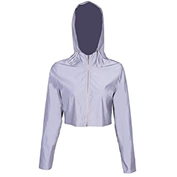 Amazon.com: Womens High Visibility Outdoor Sports Reflective ...