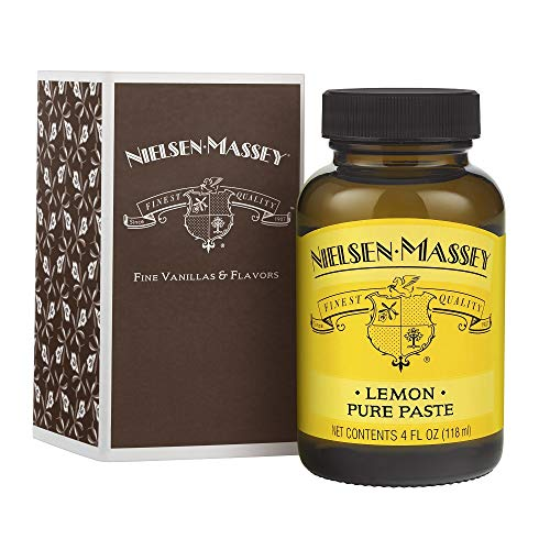 Nielsen-Massey Pure Lemon Paste, with gift box, 4 -