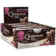 Quest Nutrition Protein Bar, Rocky Road, Single Serving - 2.1 oz
