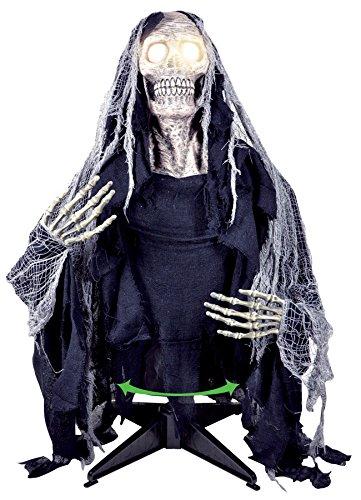 Gemmy (Sun Star) Scary Groundbreaker Seeking Ghoul Horror Party Decoration Halloween Prop]()