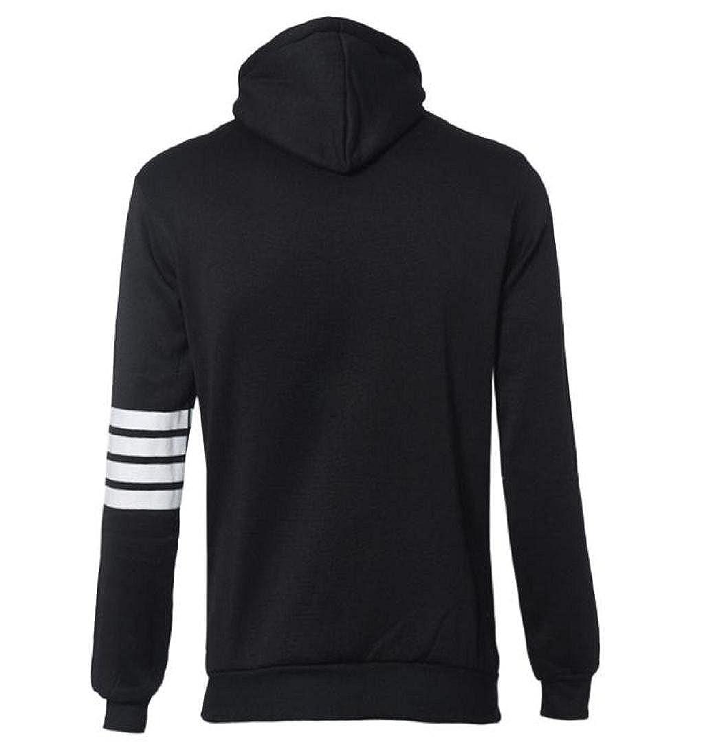 Rcool Herren Casual Men Baumwolle Pullover Pulli Marke Sport Tasche
