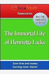 Summary of The Immortal Life of Henrietta Lacks: Booksquint Summary (BookSquint Summaries) Kindle Edition