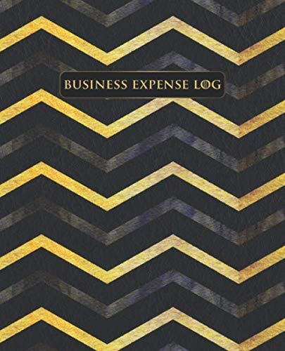 Business Expense Log: Business Travel Expenses/ Keep track of your daily and weekly business travel expenses /travelers notebook/logbook (7.5