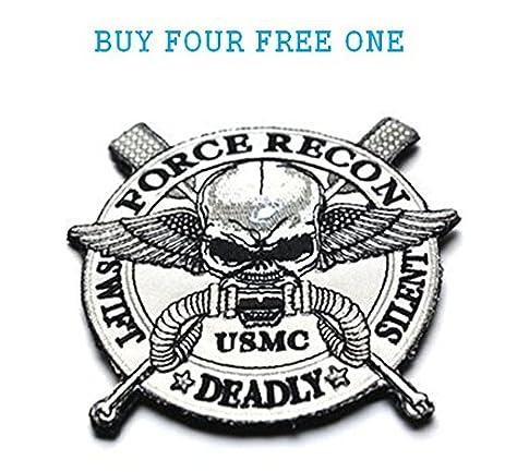 Amazon Force Recon Mc Military Marine Swift Deadly Silent