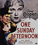 One Sunday Afternoon, Gary Cooper, Fay Wray, Frances Fuller, 1933 - Premium Movie Poster Reprint 24