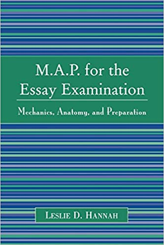 Proposal Example Essay Map For The Essay Examinationmechanics Classification Essay Thesis Statement also Making A Thesis Statement For An Essay Amazoncom Map For The Essay Examinationmechanics   Sample Essay Topics For High School