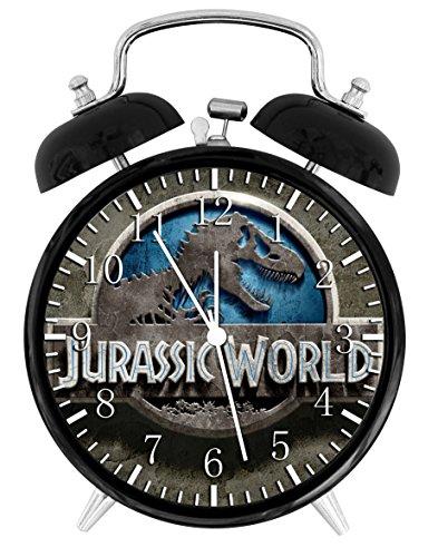 Jurassic World Alarm Desk Clock Home Office Decor F157 Nice For Gifts
