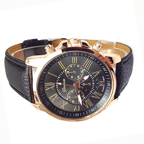 2016 Male Quality Leather Belt Casual Fashion Watches ...