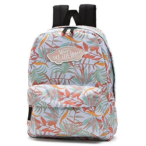 ff8504a947a2 Vans Realm Backpack - White California Floral  Amazon.ca  Shoes   Handbags