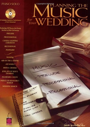 Planning the Music for Your Wedding: Piano Solo