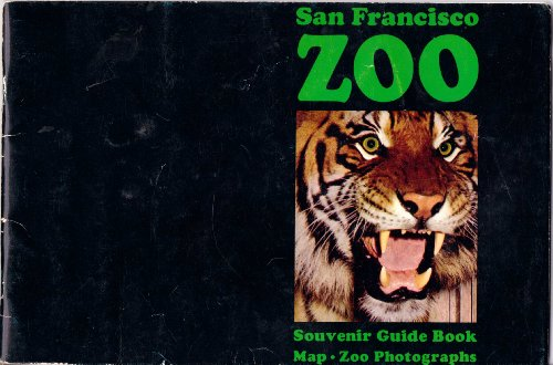The San Francisco Zoo Souvenir Guide Book