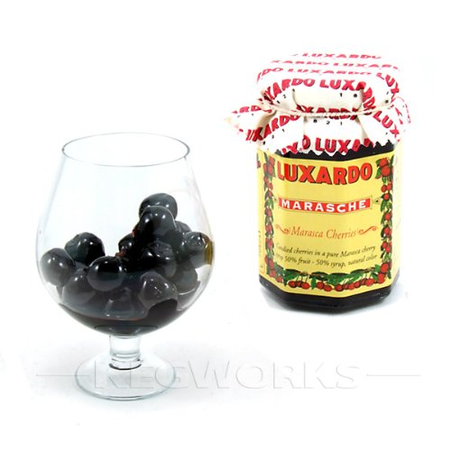 (Luxardo Maraschino Cherries, 418 mL)