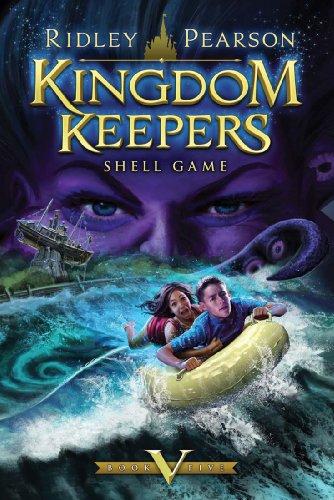 Kingdom Keepers V: Shell Game: Shell Game Magic Kingdom Train