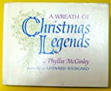 img - for A Wreath of Christmas Legends book / textbook / text book