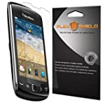 BlackBerry Curve 9380 Screen Protector 5 Pack Flex Shield Clear Screen Protector for BlackBerry Curve 9380 Bubble Free and Scratch Resistant Film