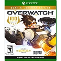 Overwatch Game of the Year Edition for Xbox One
