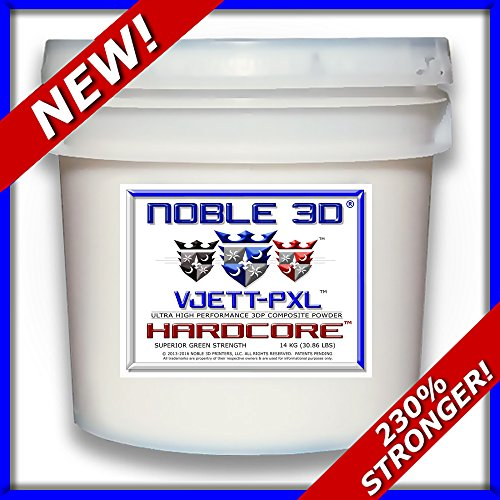 Used, Noble 3D Printer Powder Plaster Composite – 30 lbs for sale  Delivered anywhere in USA