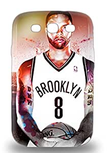 Snap On 3D PC Case Designed For Galaxy S3 NBA Brooklyn Nets Deron Williams #8 ( Custom Picture iPhone 6, iPhone 6 PLUS, iPhone 5, iPhone 5S, iPhone 5C, iPhone 4, iPhone 4S,Galaxy S6,Galaxy S5,Galaxy S4,Galaxy S3,Note 3,iPad Mini-Mini 2,iPad Air )