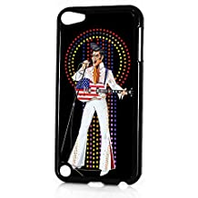 ( For iPod 6 iTouch 6 ) Phone Case Back Cover - HOT10361 Elvis Presley
