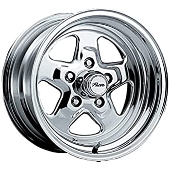 Amazon Com American Racing Outlaw Ii Ar62 Machined Wheel With Clear
