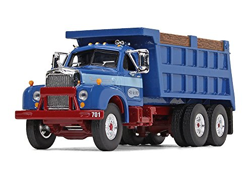 First Gear 1/64 Scale Diecast Collectible Sid Kamp Mack B-61 Dump Truck (60-0399)