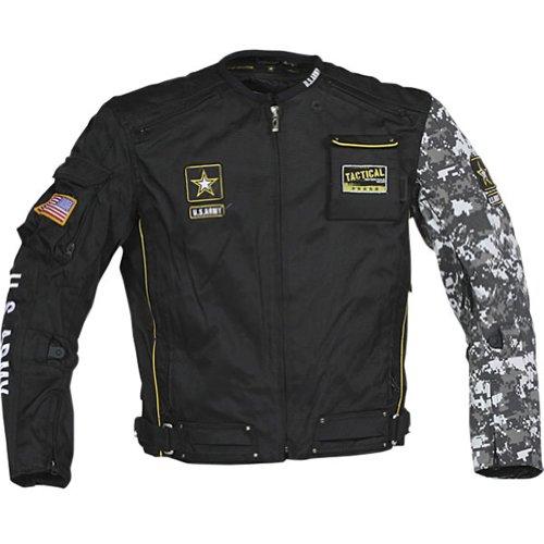 Army Alpha Textile Jacket - 7