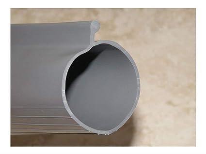 P Bulb Bottom Weather Seal Fits Overhead Door Models 16 4