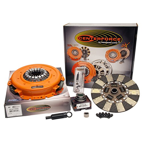 Centerforce KDF355216 Dual Friction Full Clutch -