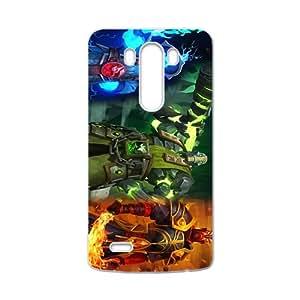 EARTH SPIRIT Fashion Comstom Plastic case cover For LG G3