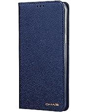 Funda Brillante iPhone 7 8 6 6S Plus X XS MAX XR Samsung Galaxy S7 Edge S8 S9 Plus con función de llevar tarjeta de credito y dinero