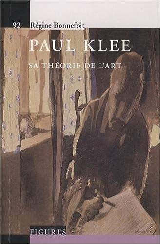 Livres audio gratuits au Royaume-Uni Paul Klee : Sa théorie de l'art 2889150348 RTF by Régine Bonnefoit