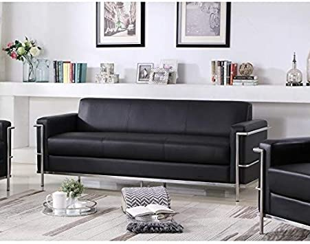 Amazon Com Best Master Furniture Helix Modern Living Room Sofa