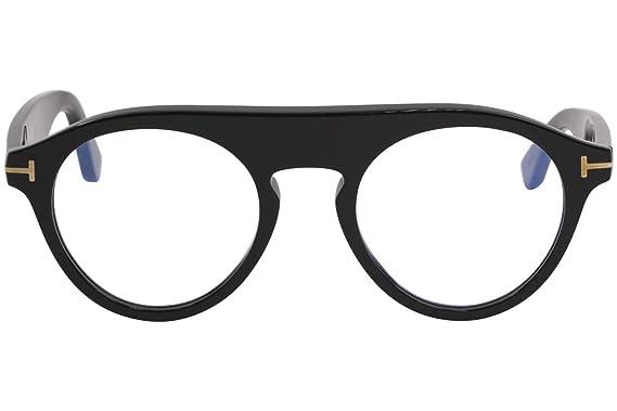 0c3043c6e3 Sunglasses Tom Ford FT 0633 Christopher- 02 001 shiny black at Amazon Men s  Clothing store