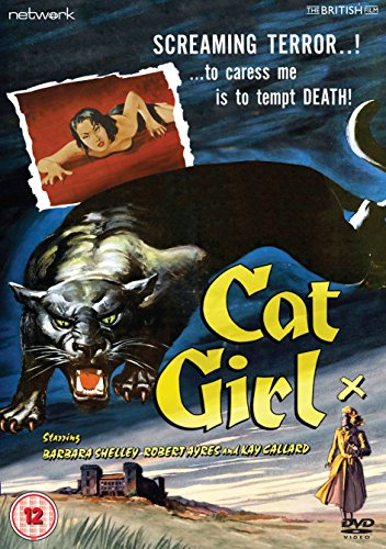 Cat Girl [DVD] -