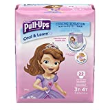 Pull ups Cool and Learn Training Pants 3t-4t Girl Jumbo Pack