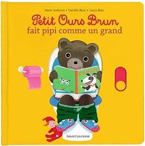 """Afficher """"Petit Ours Brun fait pipi comme un grand"""""""