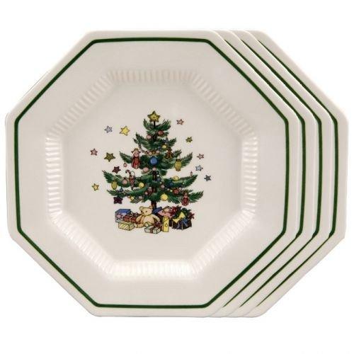 Nikko Ceramics Christmastime 8.25\