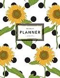 Weekly Planner 2019: Floral Planner | 2019