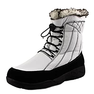 Amazon.com | Totes Womens Elle Snow Boot (Available in