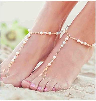 Teal Pearl Ring Teal Pearl Toe Ring Pearl Ring Pearl Toe Ring Toe Ring Ring Stretch Bead Toe Ring