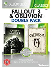 [Import Anglais]Fallout 3 & The Elder Scrolls IV Oblivion Double Pack Game (Classics) XBOX 360
