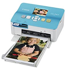 Compact Photo Printer - Beautiful photos from room to room